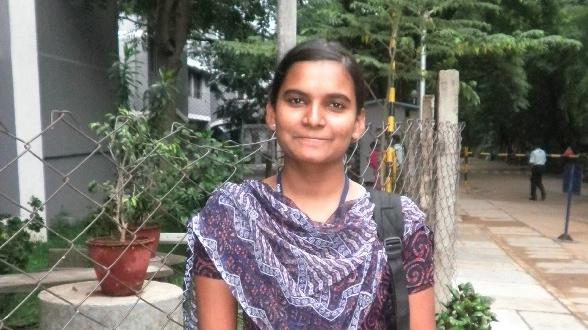 Utbildning till sjuksköterska för ungdomar från Jawadhi hills – rapport från Eta Forshamn