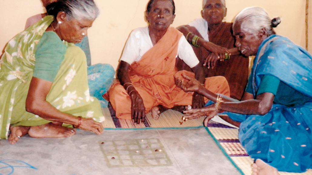 Äldrecentra i Kavanur – rapport från Eta Forshamn
