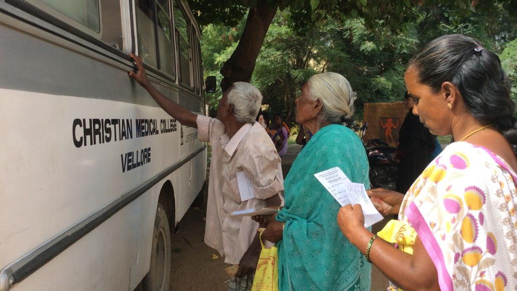 Byhälsovård – en del av CHADs verksamhet