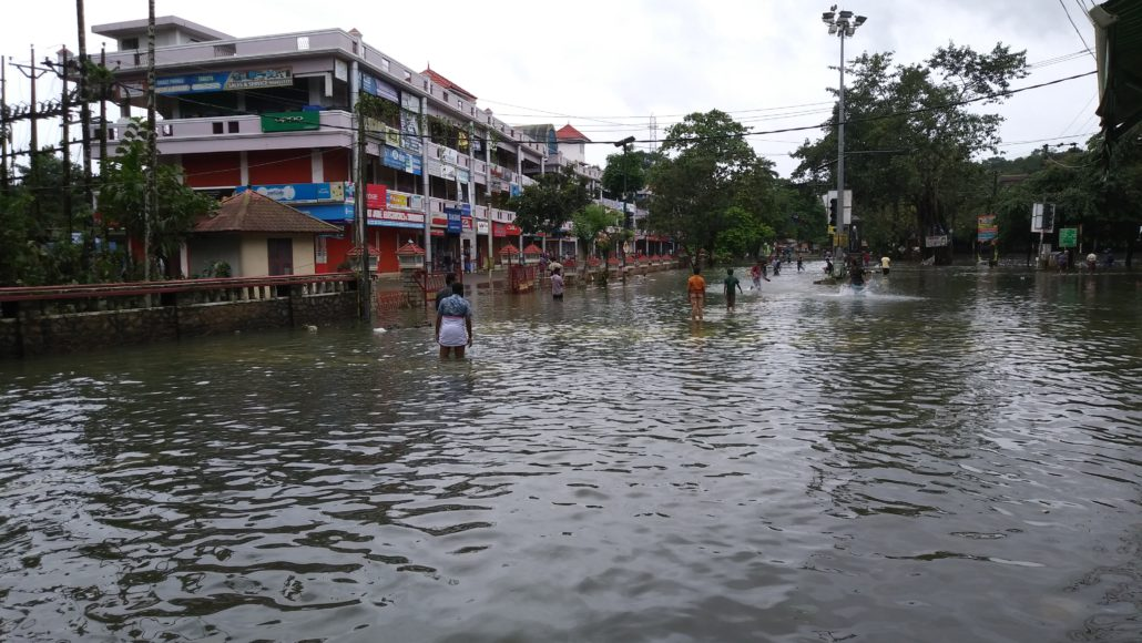 CMC's hjälpinsats under översvämningarna i Kerala