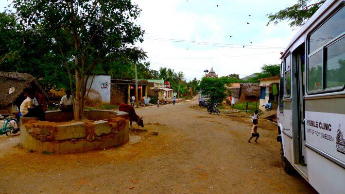 Svält i Indien